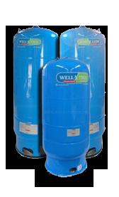 Bladder tanks water storage